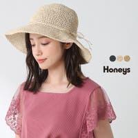 Honeys(ハニーズ)の帽子/ハット