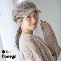 Honeys(ハニーズ)の帽子/キャスケット