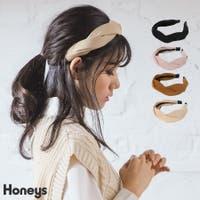 Honeys(ハニーズ)のヘアアクセサリー/カチューシャ