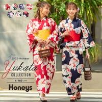 Honeys(ハニーズ)の浴衣・着物/浴衣