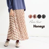 Honeys(ハニーズ)のスカート/プリーツスカート