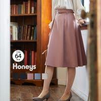 Honeys(ハニーズ)のスカート/ひざ丈スカート