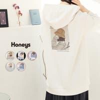 Honeys(ハニーズ)のトップス/パーカー