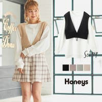 Honeys(ハニーズ)のトップス/ビスチェ