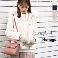 Honeys(ハニーズ)のアウター(コート・ジャケットなど)/ダッフルコート