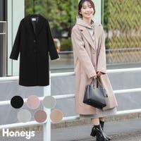 Honeys(ハニーズ)のアウター(コート・ジャケットなど)/チェスターコート