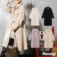 Honeys(ハニーズ)のアウター(コート・ジャケットなど)/ロングコート