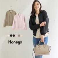 Honeys(ハニーズ)のアウター(コート・ジャケットなど)/ジャケット・ブルゾン