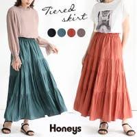 Honeys(ハニーズ)のスカート/ティアードスカート