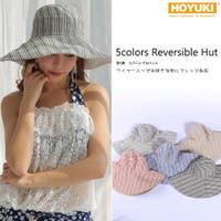HOYUKI(ホユキ)の帽子/麦わら帽子・ストローハット・カンカン帽