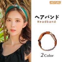 HOYUKI(ホユキ)のヘアアクセサリー/ヘアバンド