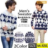HOYUKI MEN(ホユキ メン)のトップス/ニット・セーター