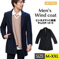 HOYUKI MEN(ホユキ メン)のアウター(コート・ジャケットなど)/チェスターコート