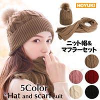 HOYUKI(ホユキ)の帽子/ニット帽