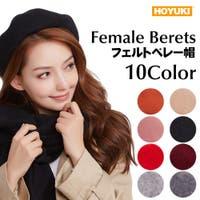 HOYUKI(ホユキ)の帽子/ベレー帽