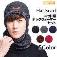 HOYUKI MEN(ホユキ メン)の帽子/ニット帽