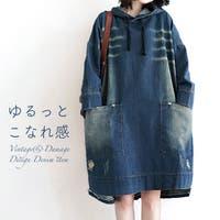 ica(アイカ)のワンピース・ドレス/デニムワンピース