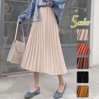 ica(アイカ)のスカート/プリーツスカート