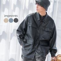 improves(インプローブス)のアウター(コート・ジャケットなど)/MA-1・ミリタリージャケット