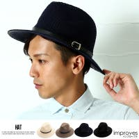 improves(インプローブス)の帽子/ハット