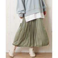 INGNI (イング)のスカート/プリーツスカート