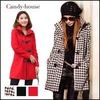 candy-house (キャンディーハウス)のアウター(コート・ジャケットなど)/ダッフルコート