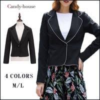 candy-house (キャンディーハウス)のアウター(コート・ジャケットなど)/テーラードジャケット