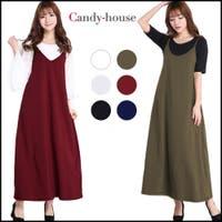 candy-house (キャンディーハウス)のワンピース・ドレス/マキシワンピース