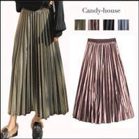 candy-house (キャンディーハウス)のスカート/プリーツスカート