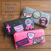 RONDELBLACK(ロンデルブラック)の財布/長財布