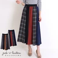 jack-o'-lantern(ジャッコランタン)のスカート/フレアスカート