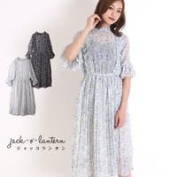 jack-o'-lantern(ジャッコランタン)のワンピース・ドレス/シフォンワンピース