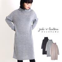 jack-o'-lantern(ジャッコランタン)のワンピース・ドレス/ニットワンピース
