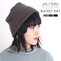 jack-o'-lantern(ジャッコランタン)の帽子/ニット帽