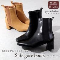 jack-o'-lantern(ジャッコランタン)のシューズ・靴/サイドゴアブーツ