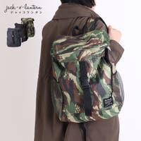 jack-o'-lantern(ジャッコランタン)のバッグ・鞄/リュック・バックパック