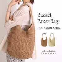 jack-o'-lantern(ジャッコランタン)のバッグ・鞄/カゴバッグ