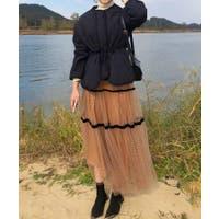 Jewelobe(ジュエローブ)のスカート/ティアードスカート
