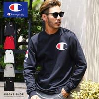 JIGGYS SHOP | ◆Champion(チャンピオン)チャンピオン ビッグ左胸ロゴ ロンT◆