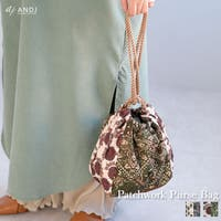 ANDJ(アンドジェイ)のバッグ・鞄/ハンドバッグ