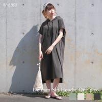 ANDJ(アンドジェイ)のワンピース・ドレス/マキシワンピース