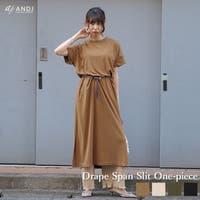 ANDJ(アンドジェイ)のワンピース・ドレス/ワンピース