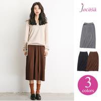 JOCOSA(ジョコサ)のスカート/プリーツスカート