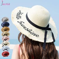JOCOSA(ジョコサ)の帽子/麦わら帽子・ストローハット・カンカン帽