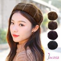 JOCOSA(ジョコサ)の帽子/ベレー帽