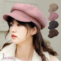 JOCOSA(ジョコサ)の帽子/キャスケット