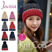 JOCOSA(ジョコサ)の帽子/ニット帽