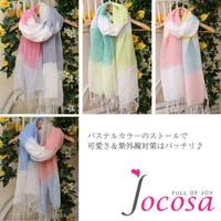 JOCOSA(ジョコサ)の小物/ストール