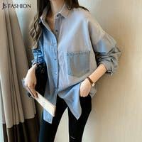 JS FASHION(ジェーエスファッション)のトップス/デニムシャツ