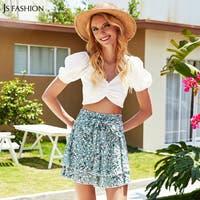 JS FASHION(ジェーエスファッション)のスカート/フレアスカート